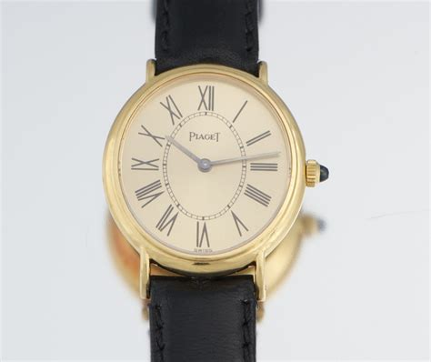 Piaget Automatic Premium Leather 2 Variant a piaget 18k gold wrist 09 02 11 sold 1811 25