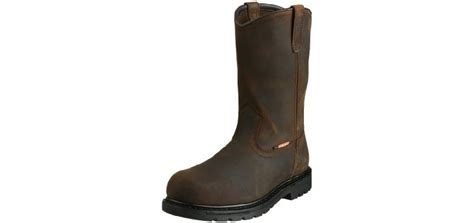 best wing boots wing work boots reviews steel and aluminum toes