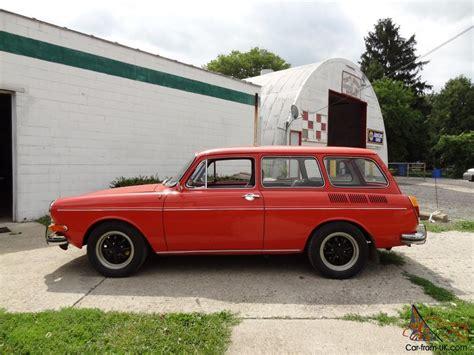 1972 Volkswagen Squareback by 1972 Volkswagen Squareback Kasan Auto Gas Heat Lots Of