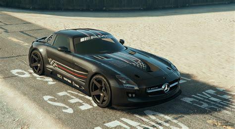Mercedes Sls Gt3 by Mercedes Amg Sls Gt3 For Gta 5