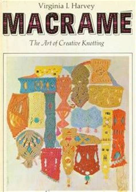 1000 images about books on patchwork macrame