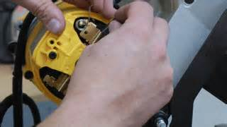 Quick Fix How To Replace The Brushes On A Dewalt Dw718