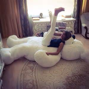 Cuddle Chair Bed Peluche Gigante Imagui