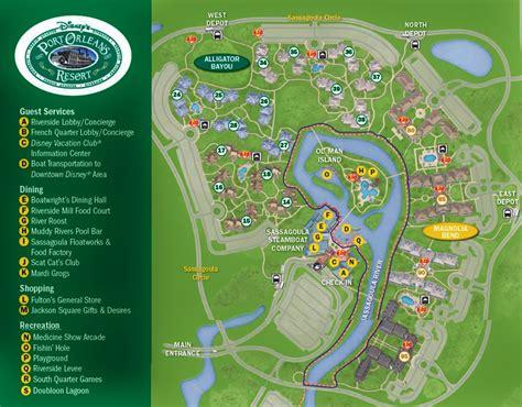 port orleans riverside map review disney s port orleans riverside resort