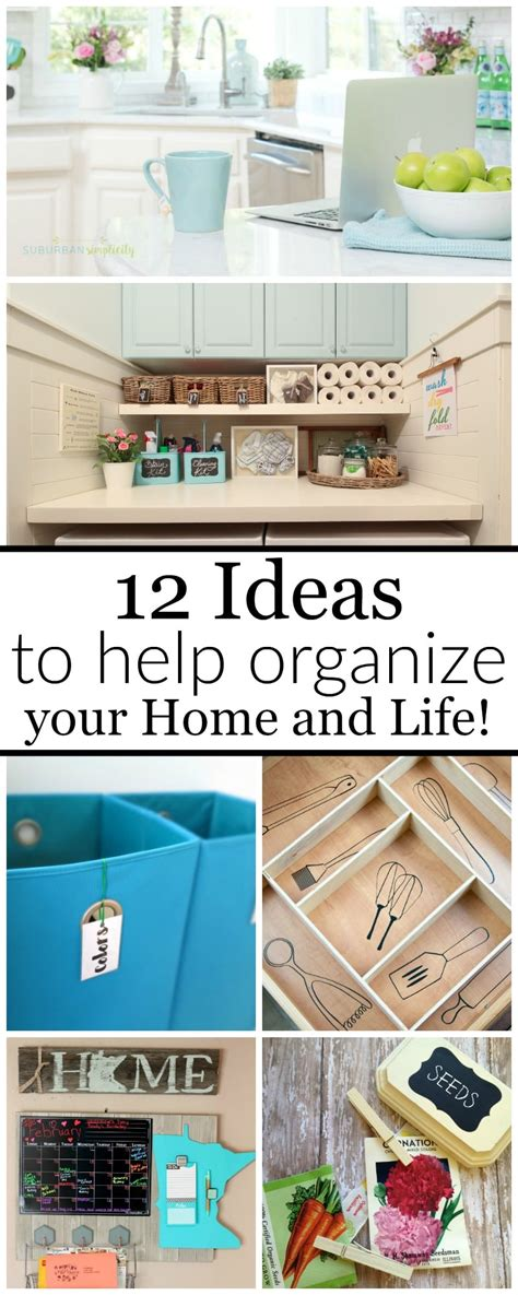 organize your life helpful ideas to organize your home and life mm 142