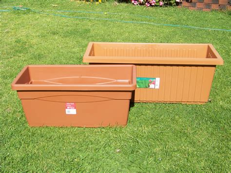 Planter Troughs by Start To Grow Affordable Planter Troughs