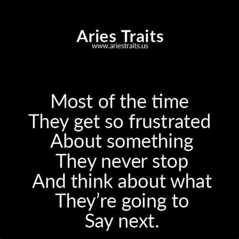 10 best aries personality quotes aries traits