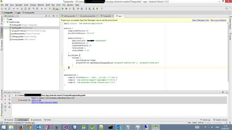 android http request android androidstudio gradle sync failed to resolve stack overflow
