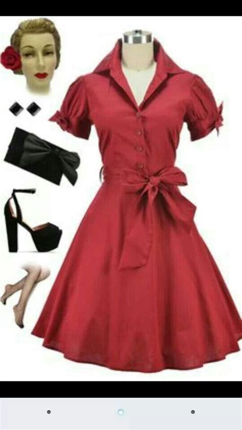 where do you find the clothing on stylish eve 50 s style outfits my style pinterest