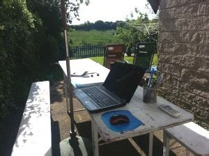 outdoor  mobile home offices work  home wisdom