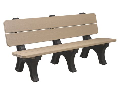 park bench furniture poly park bench ohio hardword upholstered furniture