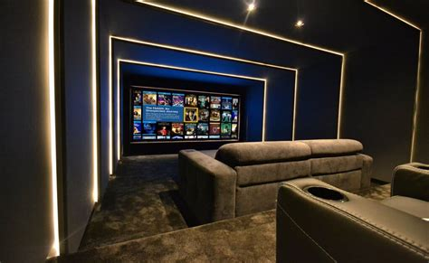 making space   dream home theatre automation