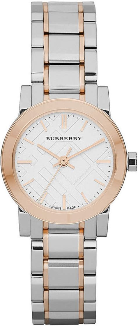 Swiss Army 9205 ä á ng há burberry the city s swiss two tone stainless