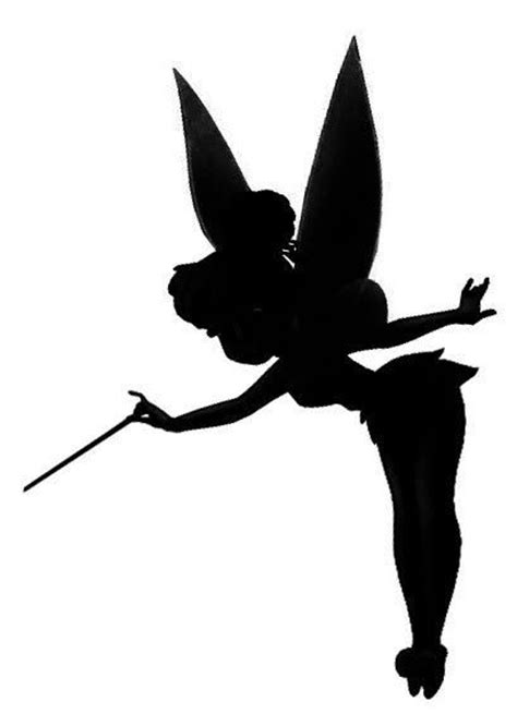 tinkerbell shadow tinkerbell party pinterest