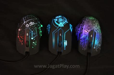 Mouse X Craft review powerlogic x craft series mouse gaming murah dengan makro jagat play