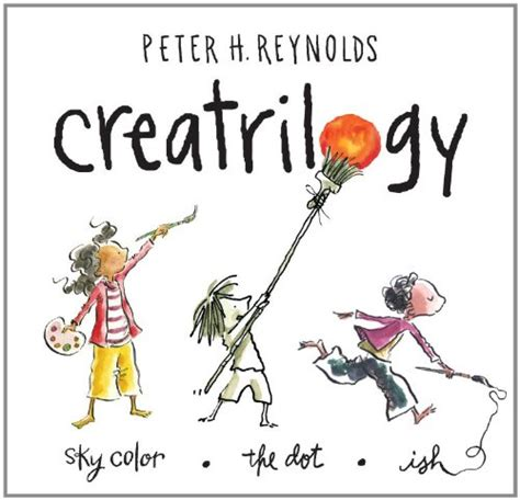 libro sky color creatrilogy peter reynolds creatrilogy box set dot ish sky color peter h reynolds can 0 ebay