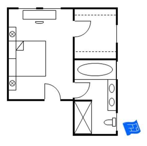 his and bathroom floor plans master bedroom floor plans
