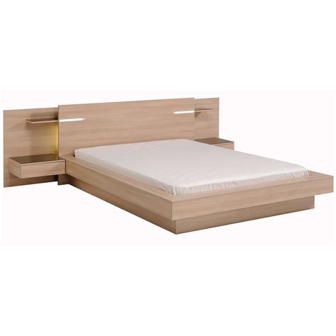 queen bed platform parisot life queen platform bed wayfair