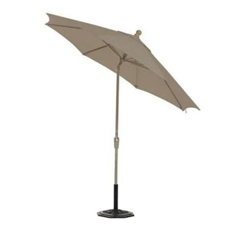 home decorators collection sunbrella 6 ft auto crank tilt