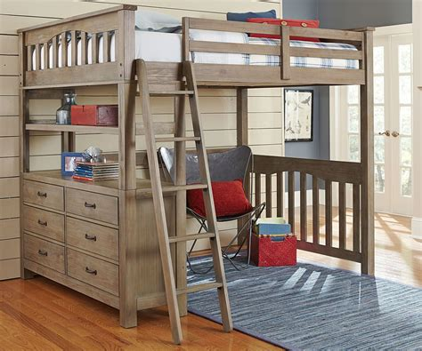 loft bed with desk on top loft bed with desk on top and ladder room decors and