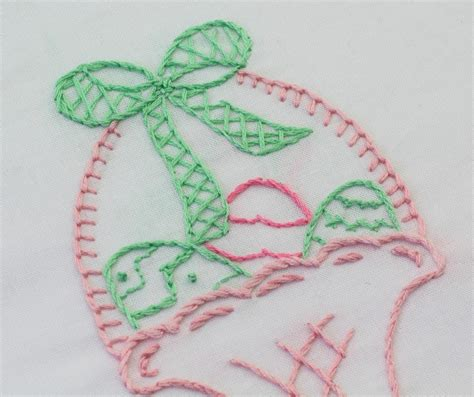 Embroidery Handmade Designs - big b easter embroidery patterns