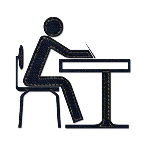 student at a desk student at desk desks icon 064228 187 icons etc