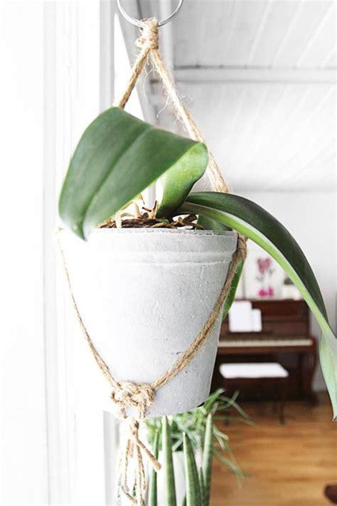 diy hanging plant pot top five hanging plant pots home design and interior