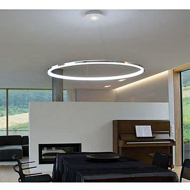 lightinthebox illuminazione circular pendant light downlight electroplated metal