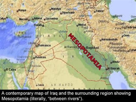 ancient mesopotamia map 10 facts about ancient mesopotamia fact file