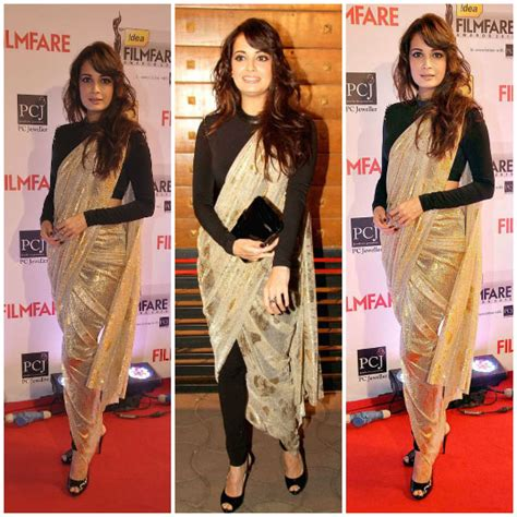 Drape Saree Different Styles Indo Western Inspirations Dresses Gowns Amp More