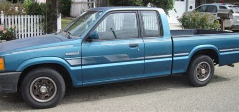 sell used 1992 mazda b2600i pickup truck original owners new tires extended cab in arroyo