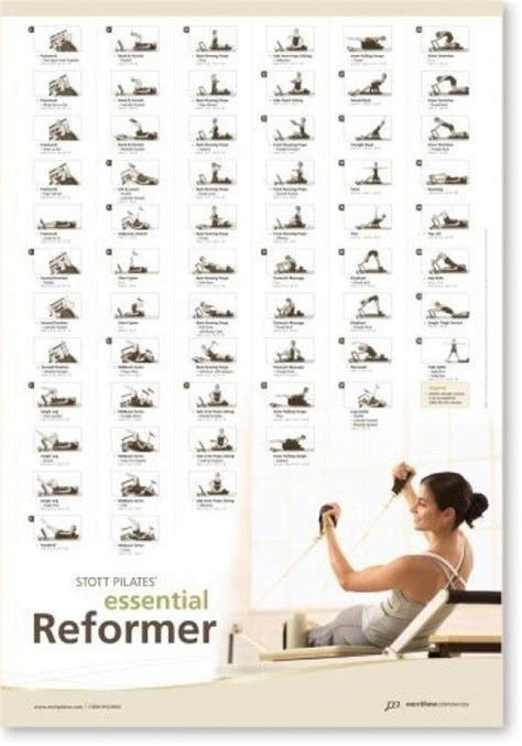 pilates posters buy pilates pilates reformer and