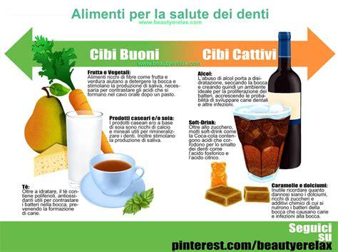 alimenti e salute alimenti per la salute dei denti nutrizione sana