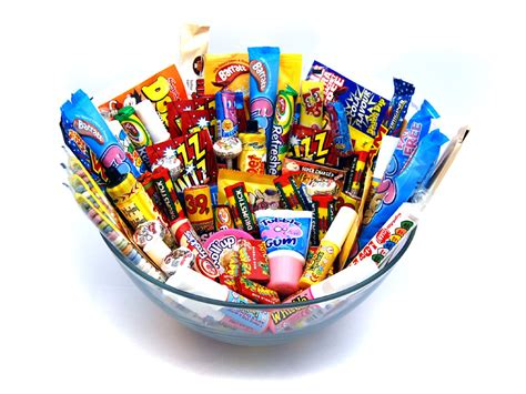 Valentines Day Gifts by Retro Sweet Bowl