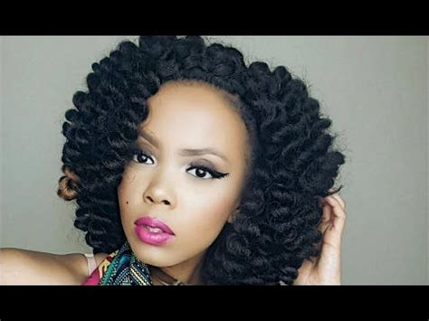 youtube crochet hairstyles on thinning hair how to crochet braids step by step tutorial x pression