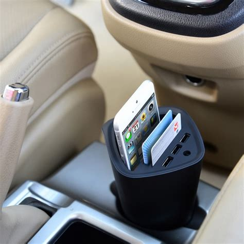 Orico 36w 3 Ports Usb Car Charger Mobil With Qualcomm Qc 20 Original orico car cup charger with 3 usb port uch c3 v1 black