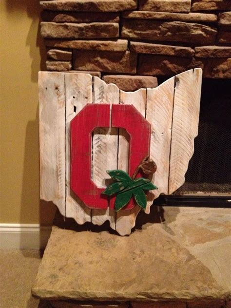 woodworking ohio wooden ohio state sign by bentwoodcustoms on etsy