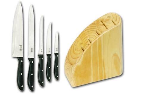 kitchen devils knife set groupon goods