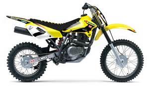 2007 Suzuki 125 Dirt Bike 2001 2007 Suzuki Drz 125 Dirt Bike Graphics Kit Motocross