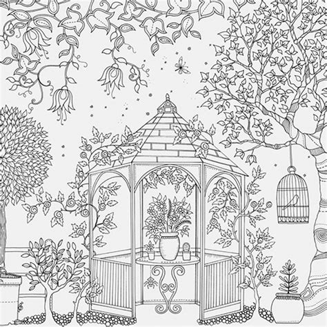 secret garden colouring book pdf free free johanna basford coloring pages