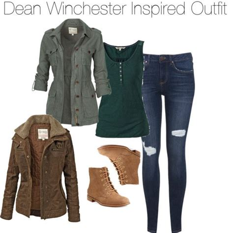 Dean Winchester Wardrobe by 17 Best Ideas About Supernatural Inspired On