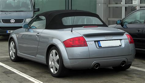 Auto Tuning Velbert by 파일 Audi Tt Roadster 1 8 T Quattro 8n Facelift