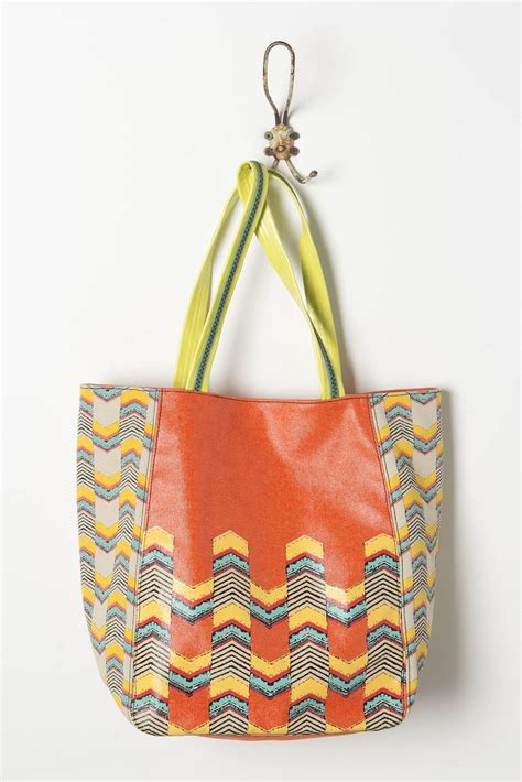 Tracy Reese Tangiers Tote by C Style Design Tracy Reese X Anthropologie