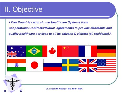 Mba Mph Programs Canada by Comparisons Of Healthcare Systems In Usa Canada1