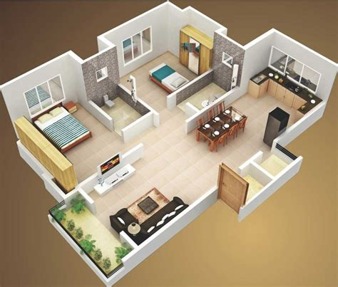 spectacular 3d home floor plans amazing architecture