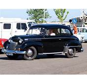1952 Opel Olympia  Information And Photos MOMENTcar