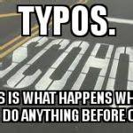 What Font Does Meme Generator Use - typo school meme generator imgflip