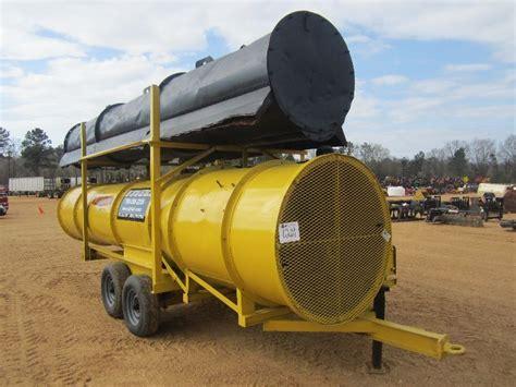 Air Curtain Destructor Xl4800 J M Wood Auction Company