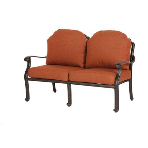chaise lounges for patio florence loveseat with cushions set of 2 design