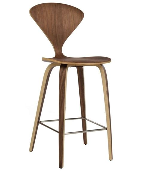 Cherner Bar Stool Replica by Norman Cherner Counter Stool Replica Kitchen Stools
